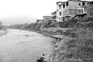 """中滩古堤  ——""""都江堰""""式的水利奇观"""