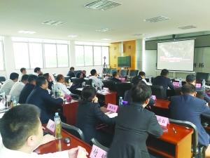 上饶农商银行组织全体党员聆听党的十九大报告