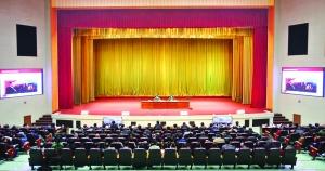省委宣讲团在饶宣讲党的十九大精神