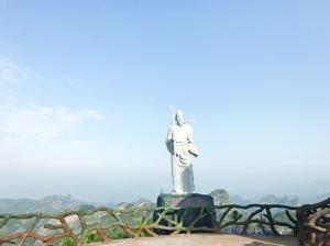 铜钹山  白花岩旅游项目预计年底完工