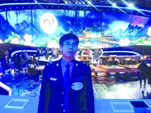 广丰城管陈亨成:挺进央视《中国诗词大会》百人团