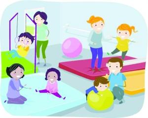 儿童健身 受家长青睐