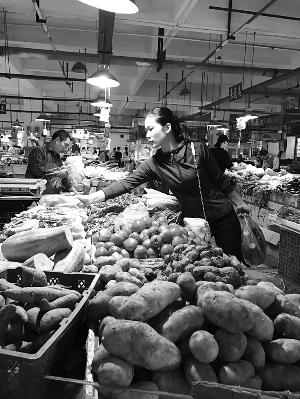 市民期盼农贸市场设快检室  让菜篮子更安全