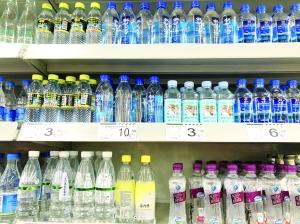 饮用苏打水成时尚  你买的苏打水靠谱吗?