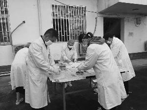 寄生虫病筛查