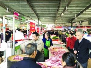 冬季猪肉价格微涨 香肠加工迎高峰