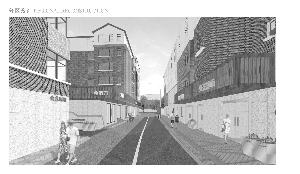 生活环境更美好 市民为饶城里弄小巷改造点赞