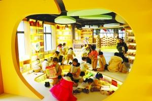玉山新华文化广场项目正式投入运营