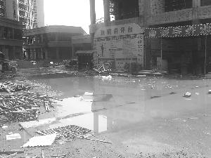 广丰建筑工地的监管到哪里去了?