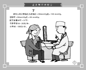 中國公民健康素養66條解讀(三)