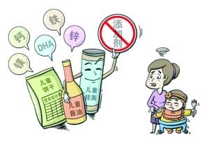 我国尚无儿童食品安全标准 选择时需慎重