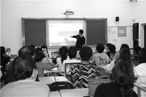 上饶中学:  智慧课堂助力高效教学
