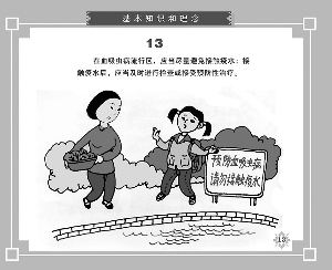 中國公民健康素養66條解讀  (五)