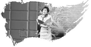 """铅山县河口一小举办了第一届""""朗读者""""读书节活动"""