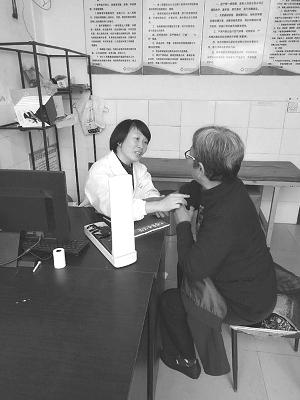 守護村民的健康  ——記上饒市五一勞動獎章獲得者黃曉明