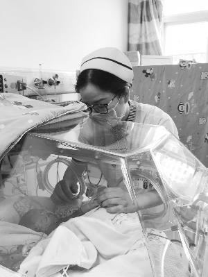 玉山縣人民醫院  開展首例新生兒PICC置管術