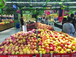 时令水果集中上市 价格亲民