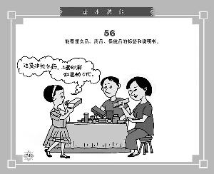 中國公民健康素養66條解讀  (二十五)