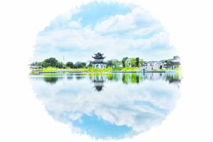 水墨上河:一砖一瓦有故事 一草一木皆风景
