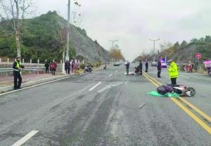 女子骑电动车被撞飞 民警排查2小时抓获肇事者