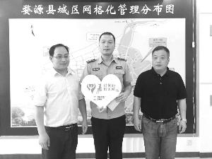 婺源城管副大队长3年救起4名溺水者